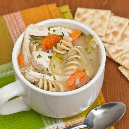 Суп из индейки с вермишелью: рецепт приготовления с фото