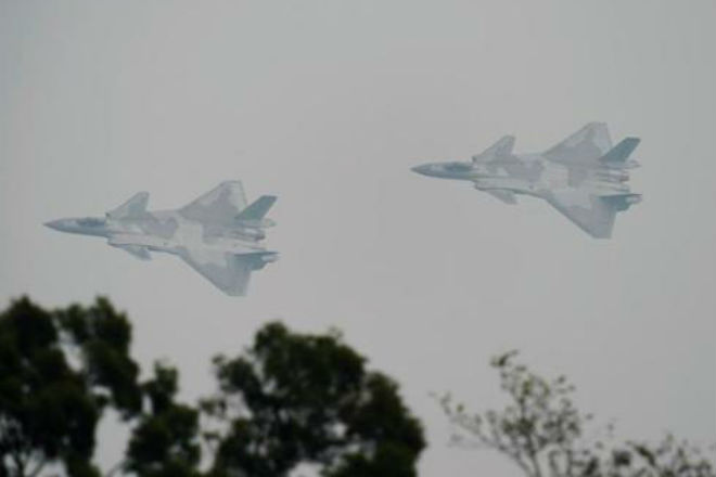Опасные вооружения Китая, которые еще вчера были секретными
