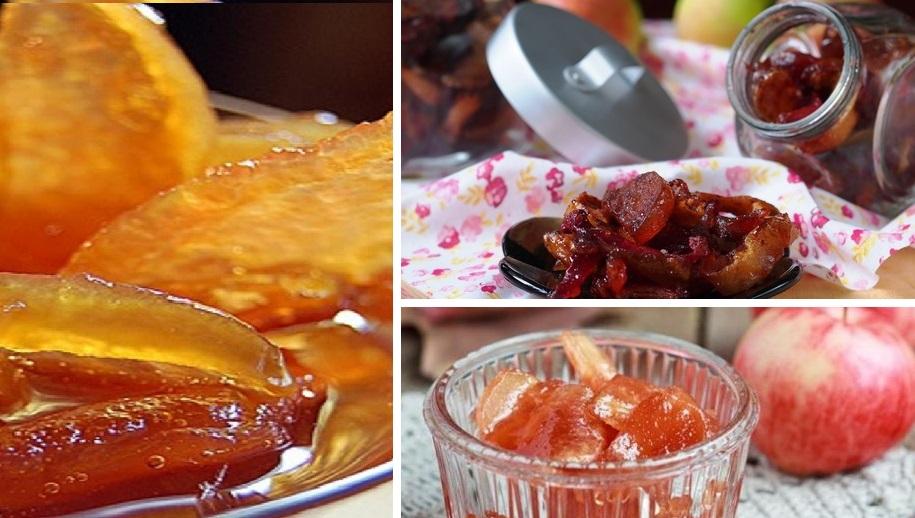 Альтернатива варенью: вкусные яблочные цукаты