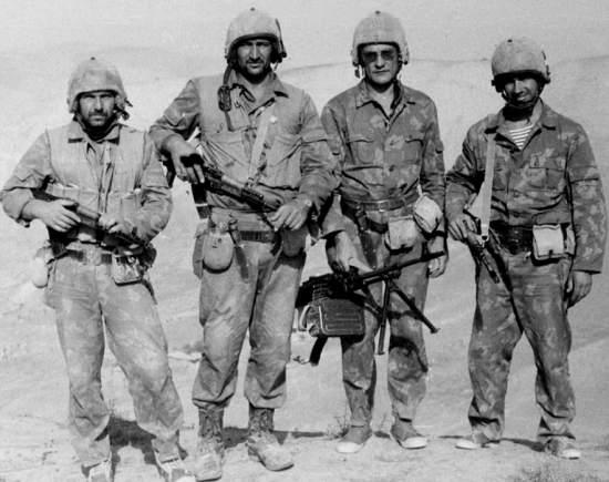 """Спецназ """"Чёрного майора"""" в афгане. 8 месяцев обороны Пандшера (2017)"""