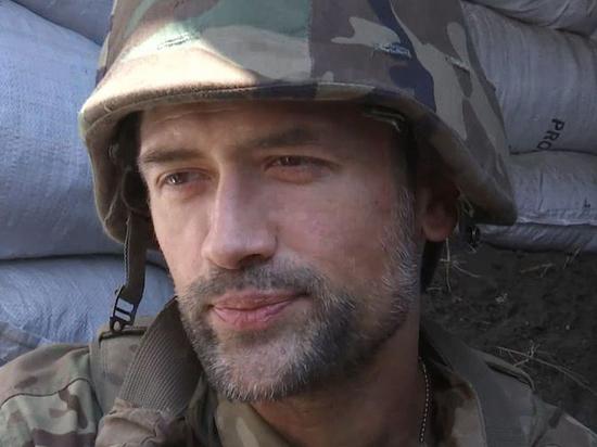 Актер Пашинин описал приятный всплеск гормонов от войны в Донбассе