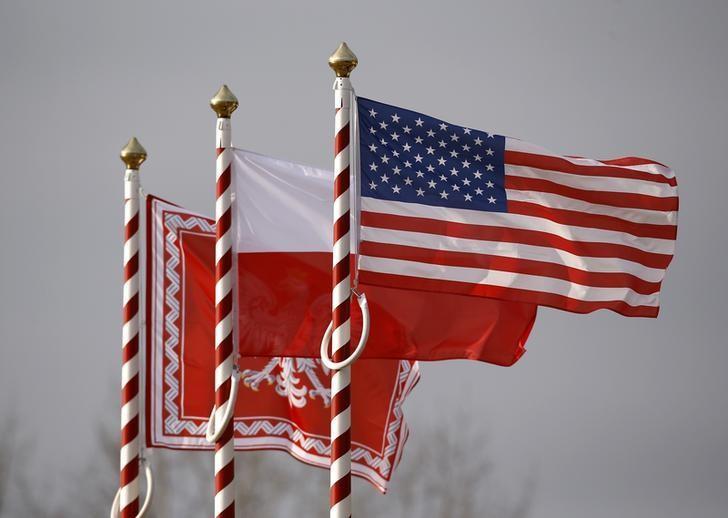 Польша сделала День независимости США своим государственным праздником