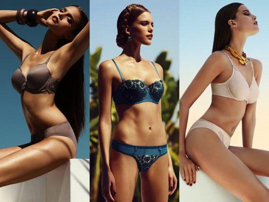 Модное нижнее белье 2017 — тенденции и новинки в фото