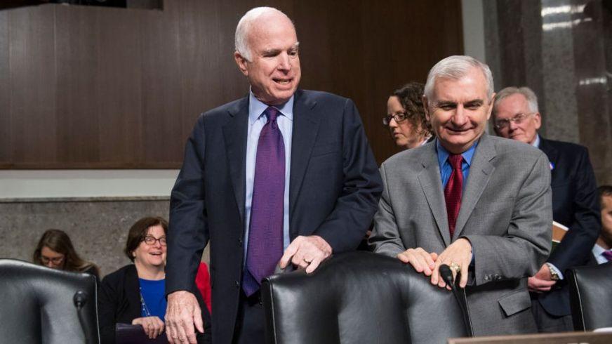 Американские сенаторы предло…
