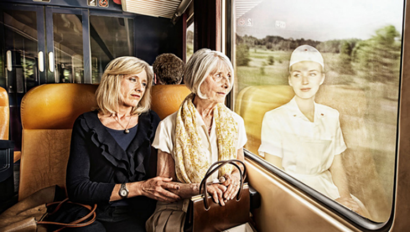 Отражение прошлого: фотопроект Тома Хасси