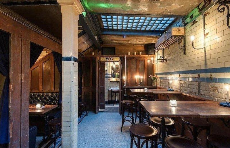 Туалет-бар Клэпхем великобритания, достопримечательности под землей, интересно, история города, лондон, подземный Лондон, познавательно, путешествия