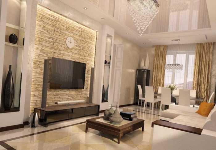 Песочные оттенки, используемые в интерьере современных квартир и домов, считаются среди профессиональных дизайнеров универсальными и практичными.