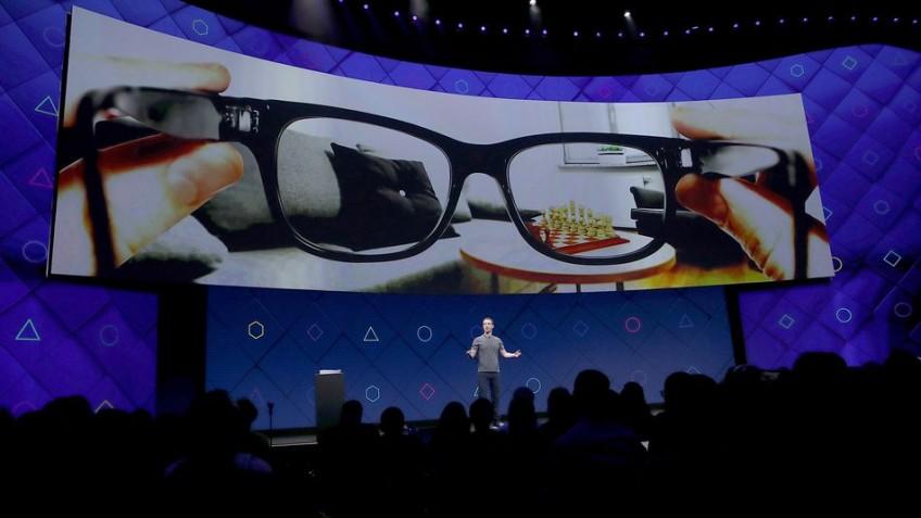 Facebook и Ray-Ban Luxottica будут вместе разрабатывать AR-очки