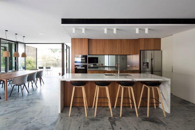 Современный Кухня by Watershed Design