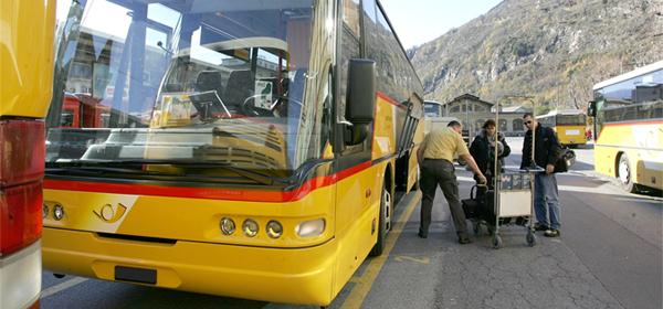 Керченскую переправу закроют для автобусов