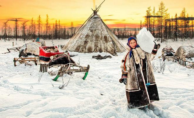 Гигиена Крайнего Севера: как в тундре моются и ходят по нужде
