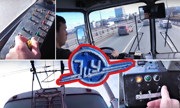 Как водить троллейбус: подробная видеоинструкция от водителя троллейбуса