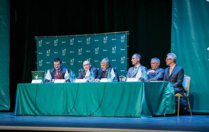 В Кремле состоялся самый масштабный юридический форум
