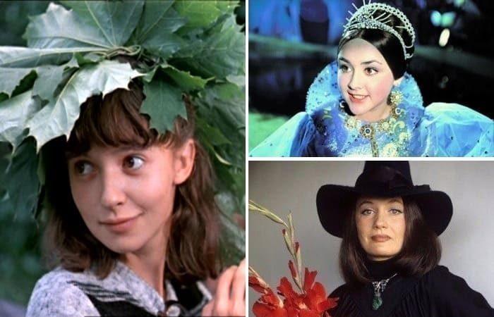 Советские актрисы, которые ушли из кино ради семьи и детей
