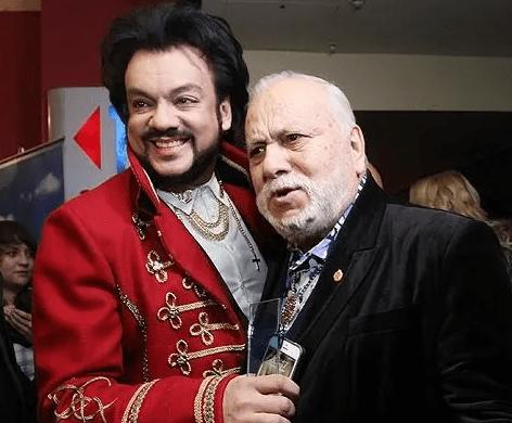 Как выглядел в молодости отец знаменитого певца Филиппа Киркорова