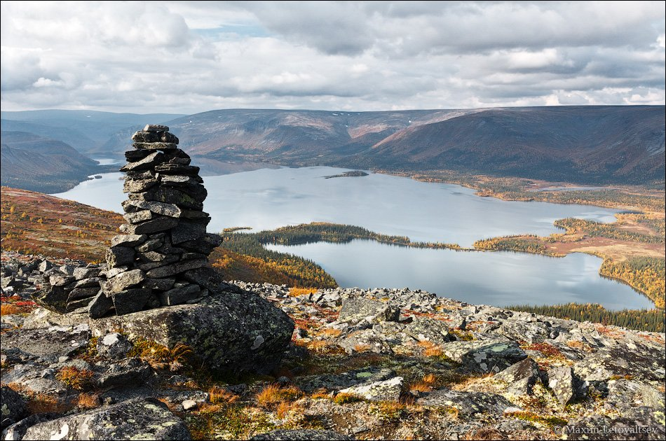 Чарующие пейзажи самых красивых российских озер