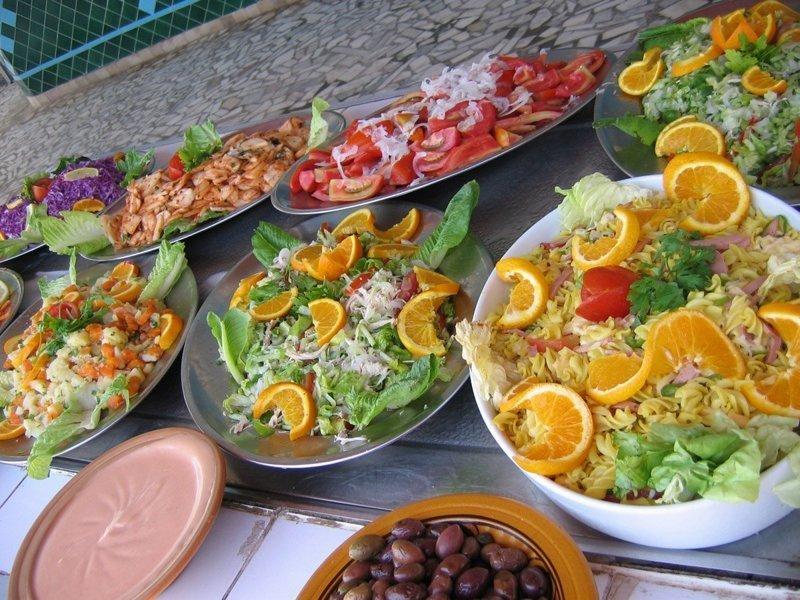 «Все включено» в Тунисе. еда, олинклюзив, факты
