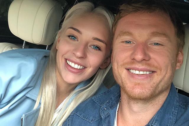 Гимнастка Яна Кудрявцева и хоккеист Дмитрий Кугрышев впервые стали родителями