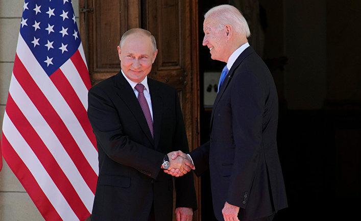 Atlantic Council : саммит Байден — Путин, является ли он хорошей новостью для Украины?