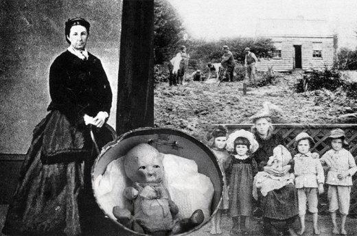 Няня-убийца: единственная казненная женщина в Новой Зеландии
