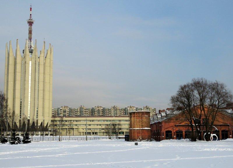 Петербург Политехнический (59 фото)
