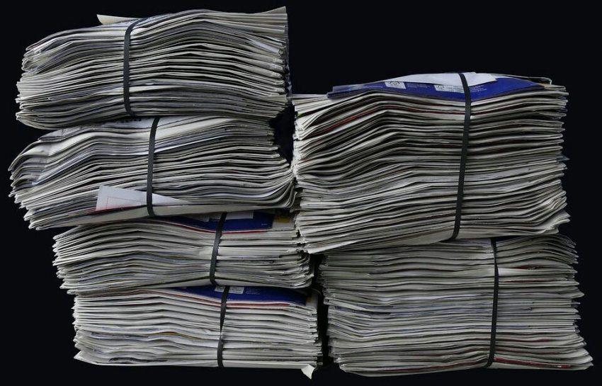 Акция «Бумажный бум» стартовала в школе на Дубнинской улице