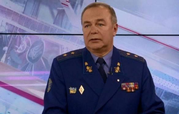 Как украинский генерал все р…
