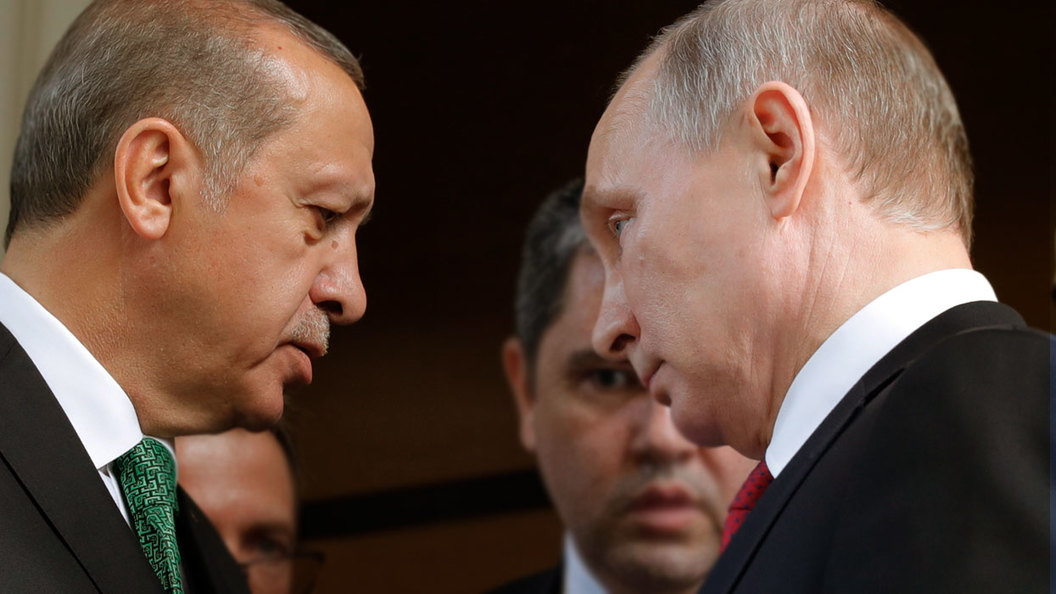 На переговорах президентов России и Турции достигнут весьма благоприятный для нашей страны результат