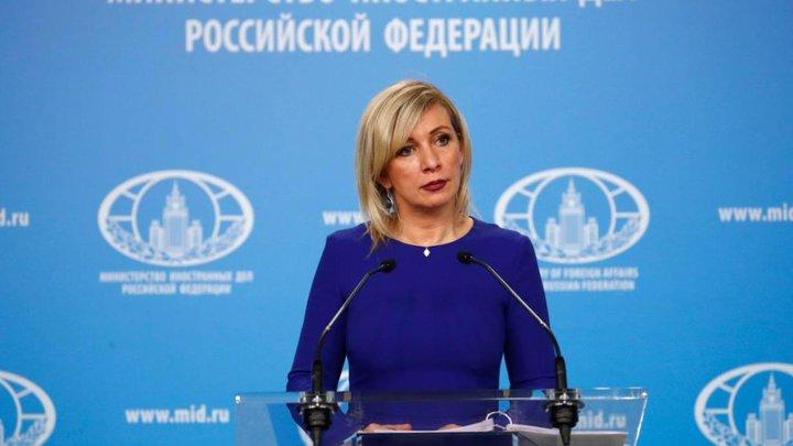 Выездные визы из России, железный занавес: Захарова ответила на страхи граждан