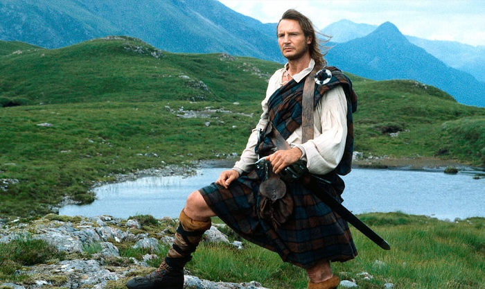 Любопытные факты о шотландском килте