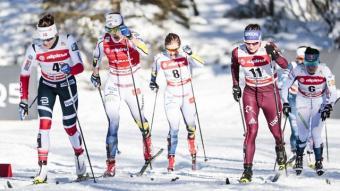 Лыжные гонки Зимняя Олимпиада 2018: Результаты и расписание трансляций