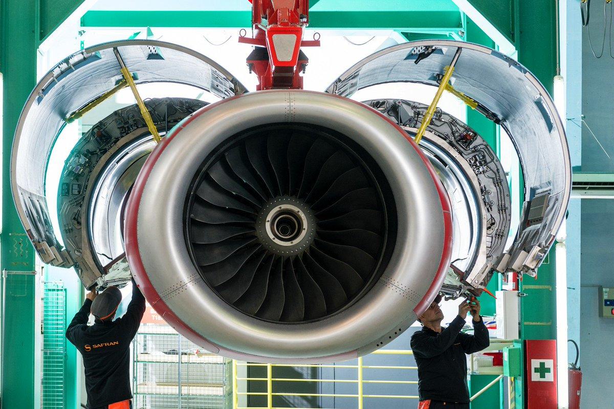 Европейское агентство по авиационной безопасности провело в ОДК-Сатурн аудит производства российско-французских двигателей SaM146 Авиация