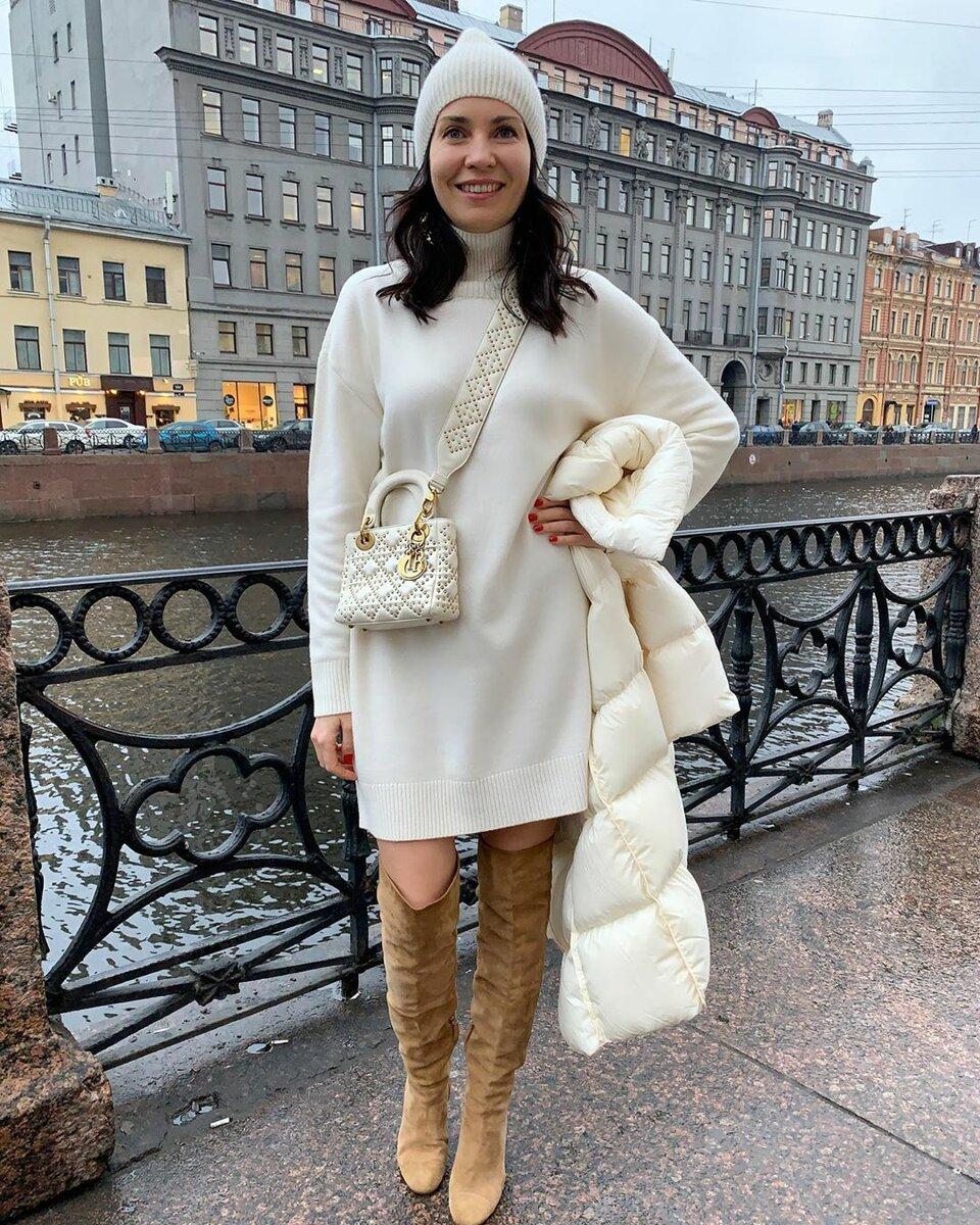 @misslenarik / Демонстрируйте длинные ноги и ничего не стесняйтесь! /Фото: instagram.com