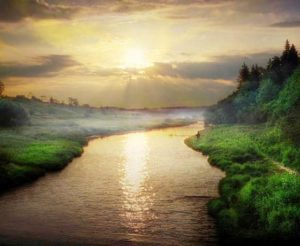 Берега, берега ...между ними река моей жизни