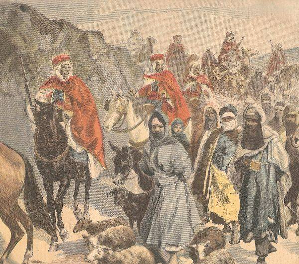 Спаги. Экзотические кавалерийские соединения французской армии