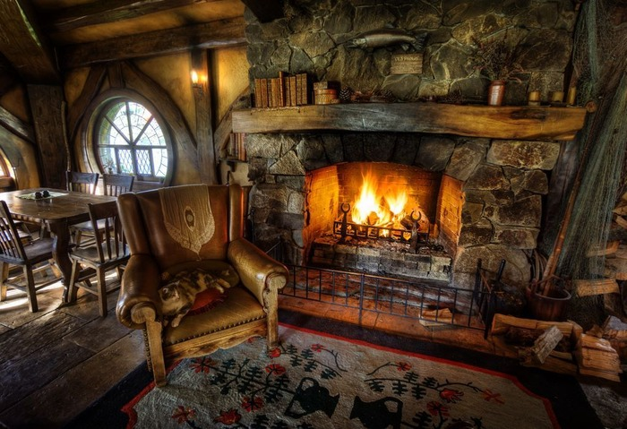 Как в Средние века отапливали огромные замки, не имея газа и электроэнергии архитектура,замки,история,камин,отопление,средневековье
