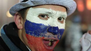 Российские активисты. Архивное фото