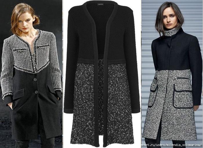 Идеи переделок пальто под современные тренды