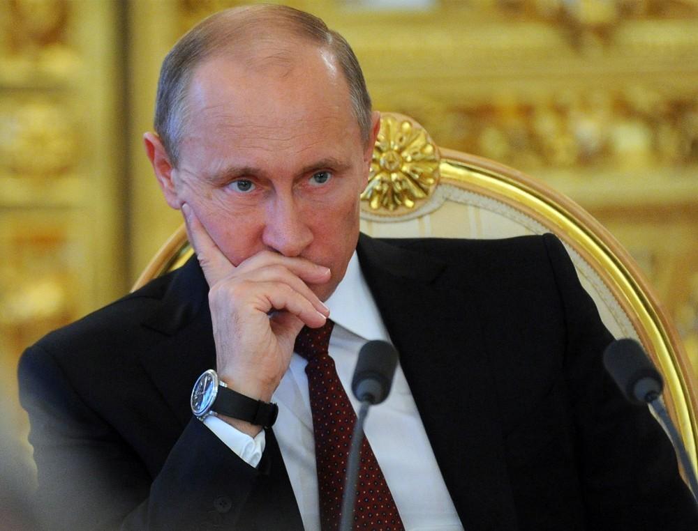 В общем, и с Путиным как-то …