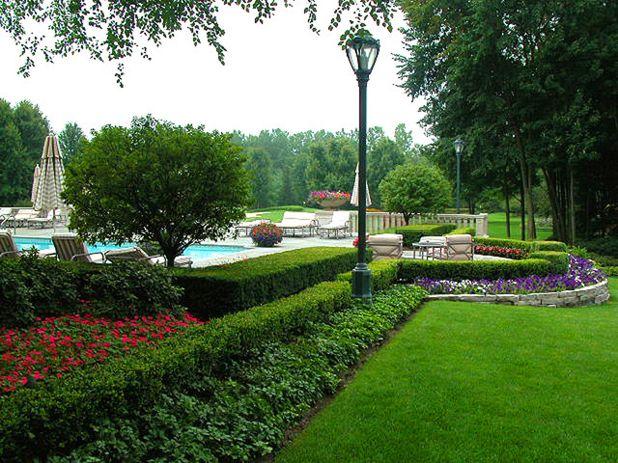 Классический Сад by Great Oaks Landscape Associates Inc.