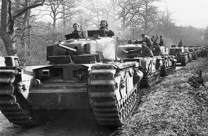 Танк ленд-лиза «Черчилль»: за что его любили советские танкисты