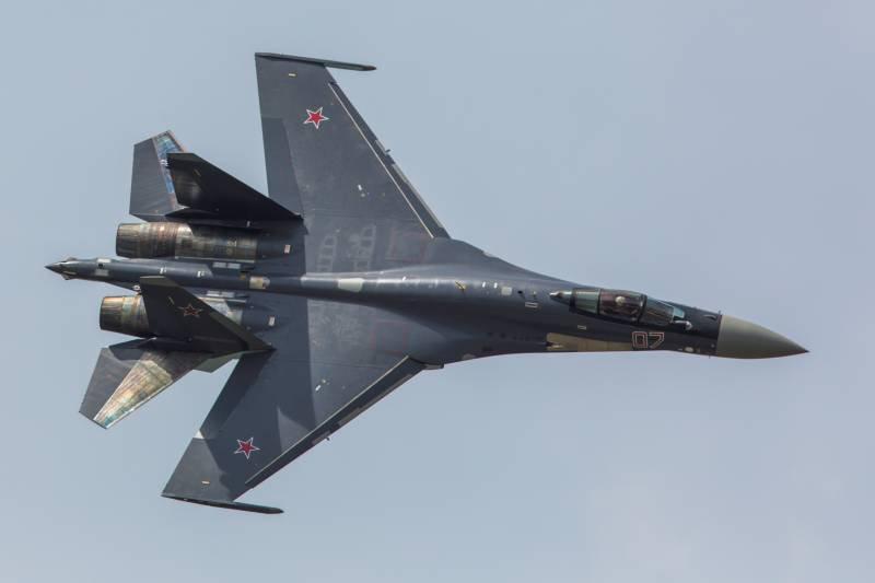 От Су-35 до Су-35С. Разные п…