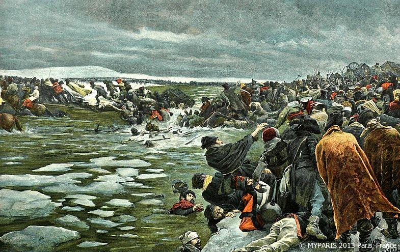 Армия Наполеона погибла... о…