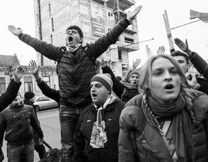 Румыния готовит Майдан для уничтожения Молдавии