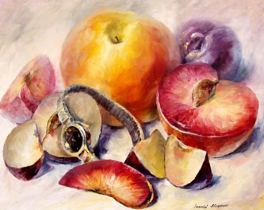 Яблоки-убийцы, основательниц…