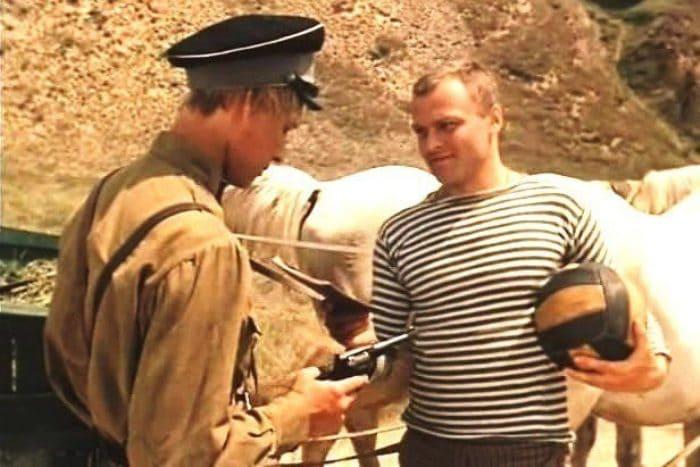 Кадр из фильма *Зеленый фургон*, 1983 | Фото: e-news.su