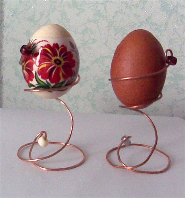 Откуда пошел обычай красить яйца