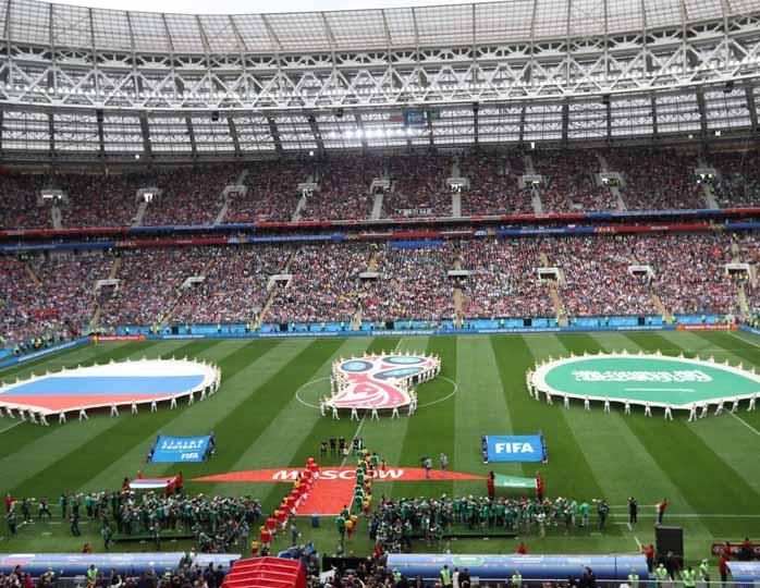 Украина показывает ЧМ-2018 из-за долгов перед Западом