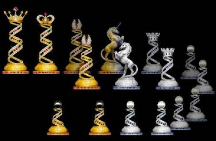 Комплект шахмат от Jewel Royale: $9,8 млн искусство, красота, мастерство, невероятное, талант, шахматы