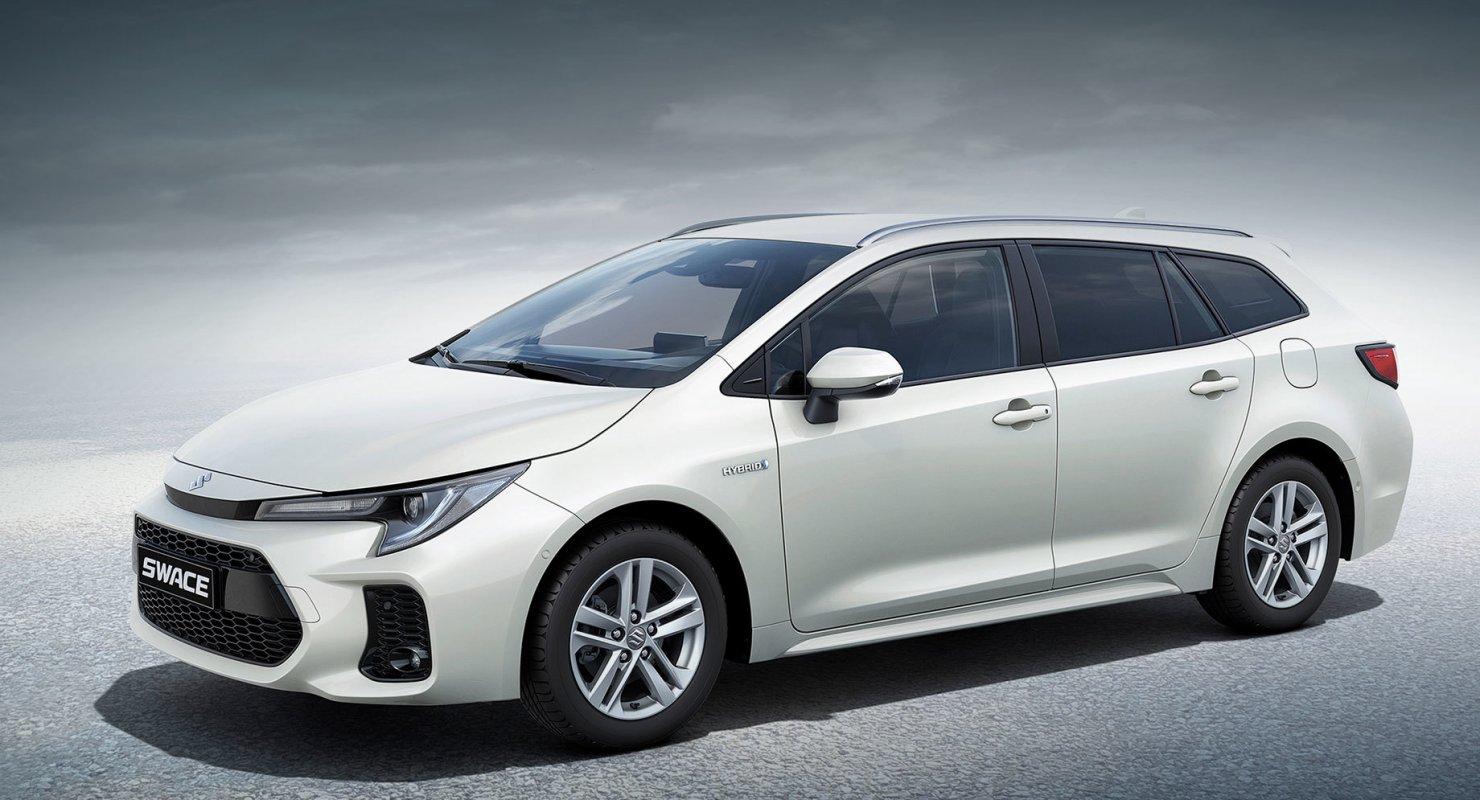 Suzuki Swace или переработанная Toyota Corolla: Автомобиль для всех Автомобили